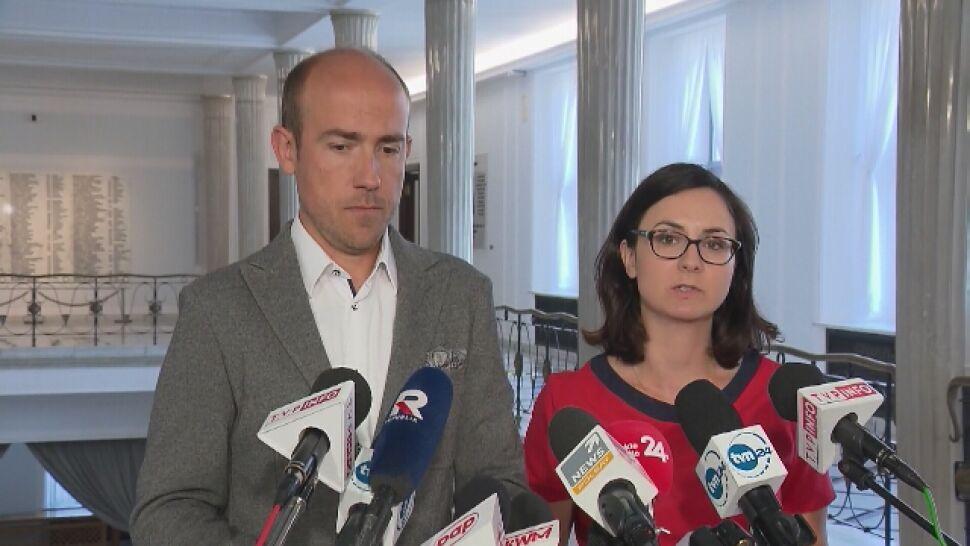 Listy poparcia wciąż nieopublikowane. Gasiuk-Pihowicz składa skargę do sądu