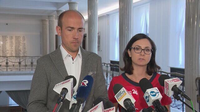 Gasiuk-Pihowicz: prezes UODO utrudnia wykonanie wyroku sądu, złożymy zawiadomienie