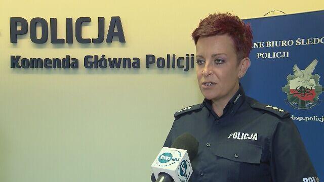 Policja: Jacek F. nie stawiał oporu, usłyszał już zarzuty