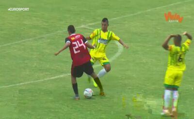 Maradona nie zrobiłby tego lepiej. Piękny gol w Kolumbii