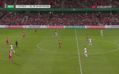 Pierwszy gol Roberta Lewandowskiego w sezonie!