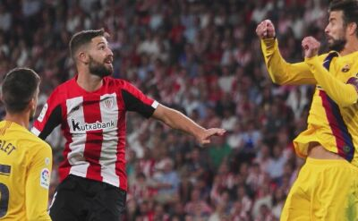 Athletic pokonał FC Barcelona 1:0