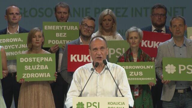 Kukiz: teraz macie na kogo głosować