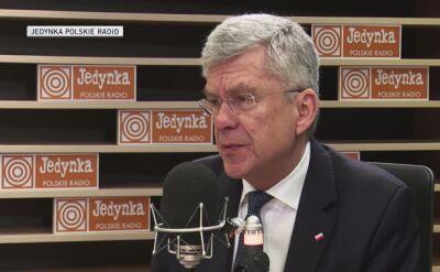 Marszałek Senatu o zatrzymaniu Frasyniuka: każdy jest równy wobec prawa