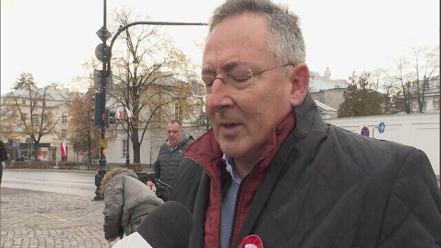 Sienkiewicz: jestem przekonany, że w Senacie są ludzie mądrzy i szlachetni