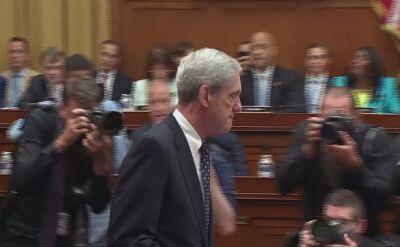 Specjalny prokurator Robert Mueller prowadził śledztwo w sprawie powiązań sztabu Trumpa z Rosjanami