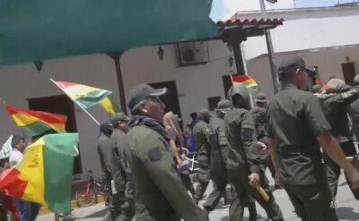 Prezydent Evo Morales podał się do dymisji