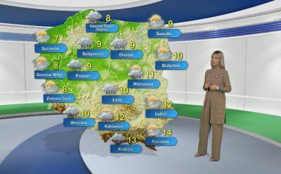 Prognoza pogody na wtorek 12.11