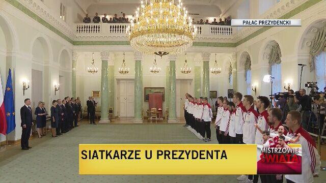 Polscy siatkarze mistrzami świata