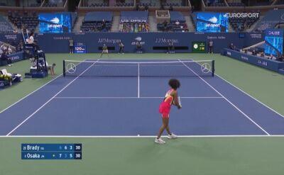 Tak Naomi Osaka zapewniła sobie finał US Open 2020