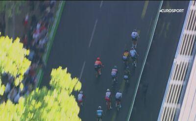 Walka na ostatnich metrach 14. etapu Tour de France