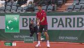 Djoković rozrabiał już podczas French Open w 2016 roku, wtedy mu się upiekło