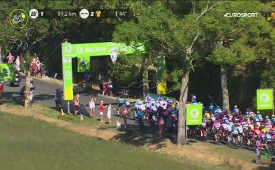 Lotny finisz na 11. etapie Tour de France