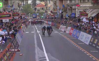 Michał Kwiatkowski wygrał klasyk Milan - San Remo 2017