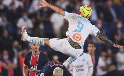 Pięć czerwonych kartek w meczu PSG - Olympique Marsylia