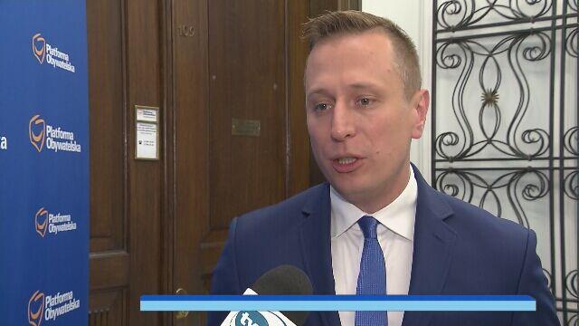 Krzysztof Brejza o słowach Mateusza Morawieckiego