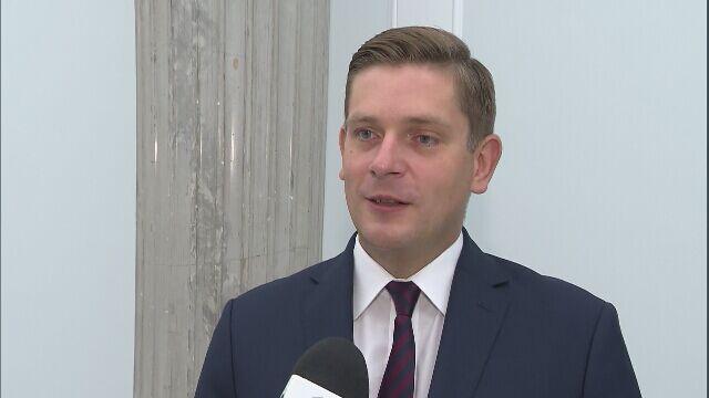 Bartosz Kownacki o słowach Mateusza Morawieckiego