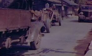 Życie na ruinach Hiroszimy i Nagasaki pół roku po eksplozjach