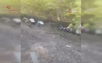 MSZ: po wypadku w Turcji w szpitalu pozostają trzy osoby, są w stanie stabilnym