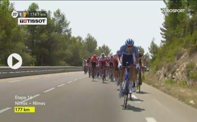 Wiśniowski w ucieczce, Triumf Ewana, czyli 16. etap Tour de France w pigułce