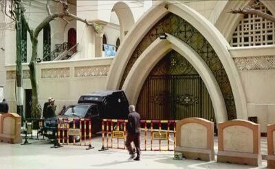 Stan wyjątkowy wprowadzono w 2017 roku po zamachach bombowych na koptyjskie kościoły