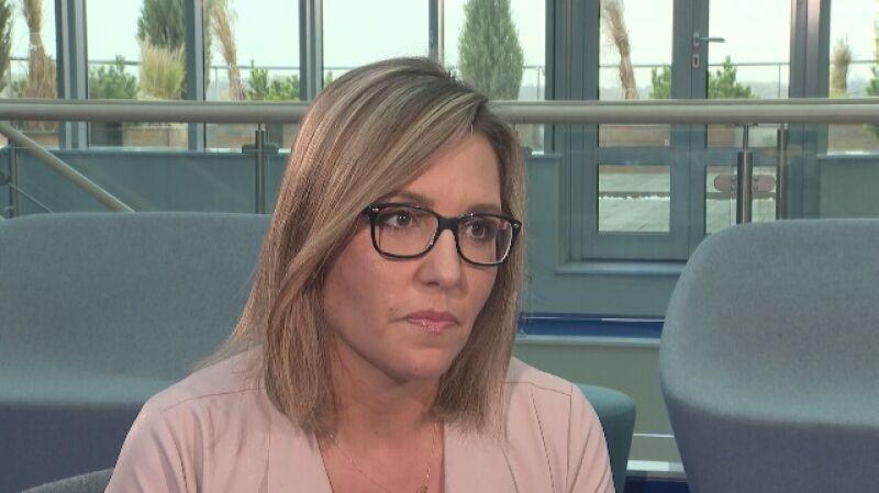 Karolina Piasecka: starsza córka potrafiła się popłakać na lekcji