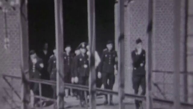 Naziści w Forcie VII. Film z II wojny światowej