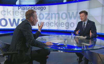 Dworczyk: Polacy stwierdzili, że zmiany w kraju idą w dobrym kierunku