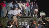 """""""Chiński Wałęsa"""" wspomina masakrę na placu Tiananmen"""