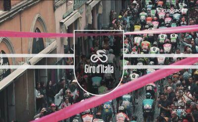 Profil 19. etapu Giro d'Italia