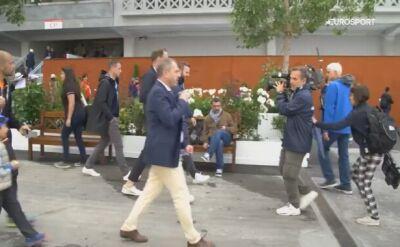 Tuchel gościem na kortach Rolanda Garrosa
