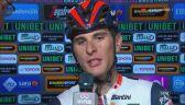 Damiano Cima po 18. etapie Giro d'Italia