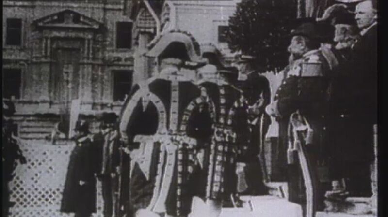 Podczas koronacji cara Mikołaja II doszło do tragedii na Polu Chodyńskim - w wyniku stratowania zginęło dwa tys. osób