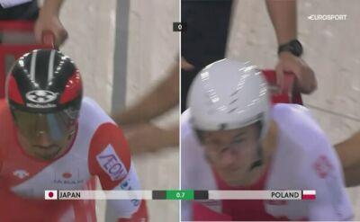 Drugie miejsce Polaków w sprincie drużynowym w PŚ w Cambridge