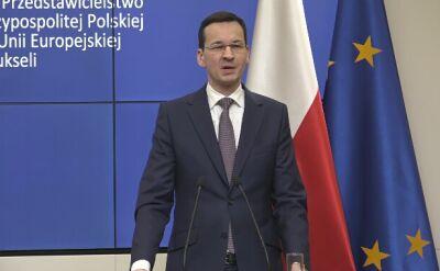Premier: 8 marca dłuższe spotkanie z Junckerem