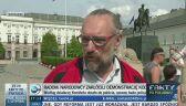 Kijowski o incydencie w Radomiu