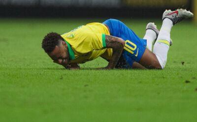 Neymar kontuzjowany