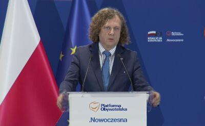 Karnowski: samorządowcy wystartują do Senatu tam, gdzie opozycja nie ma mandatów