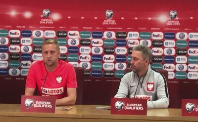Kamil Glik przed meczem Polska - Macedonia Północna