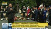 Piotr Walentynowicz na 36. rocznicy Porozumień Sierpniowych