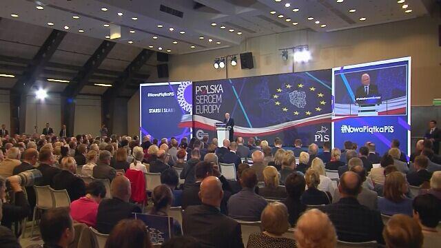 Kaczyński: PiS gotowe poprzeć komisję, która będzie badać sprawę pedofilii we wszystkich środowiskach (wypowiedź z 17.05)