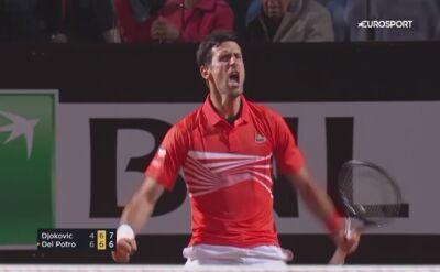 Djoković awansował do półfinału turnieju ATP Masters w Rzymie