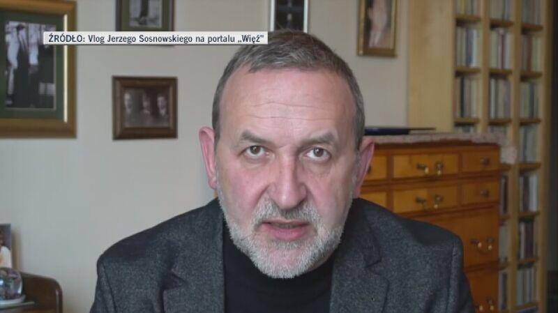 Jerzy Sosnowski: Arcybiskup przeprosił po tym, jak film obejrzało kilka milionów ludzi