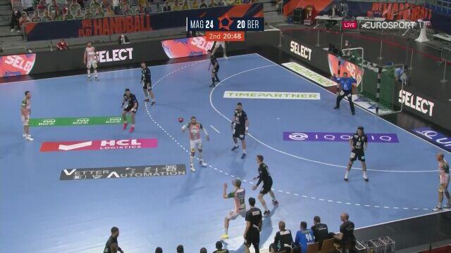 Kapitalna obrona Yannicka Greena w finale Ligi Europejskiej