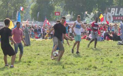 Taniec, sport i wielka radość na krakowskich Błoniach