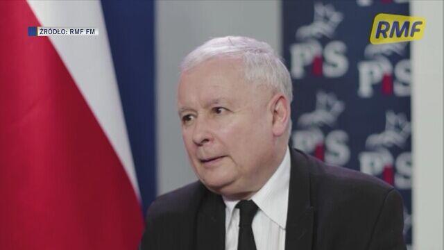 Prezes PiS: będę oczekiwał, żeby ekstrawagancja Macierewicza została ograniczona