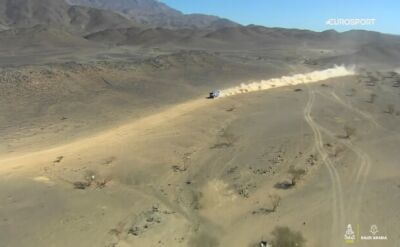 Podsumowanie 1. etapu Rajdu Dakar w kategorii ciężarówek