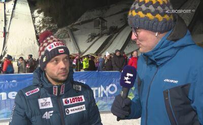 Michal Dolezal: mogliśmy liczyć nawet na dwóch zawodników na podium