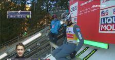 Rekord Małysza zagrożony, Jarl Magnus Riiber odleciał w konkursie kombinacji