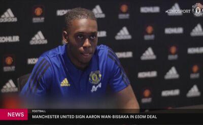 Wan-Bissaka piłkarzem Manchesteru United